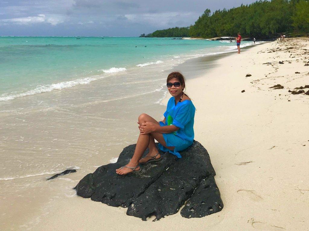 Ille aux Cerfs Mauritius