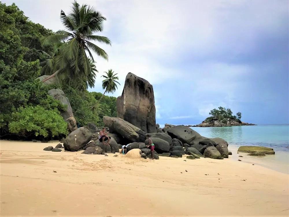 Anse Royale beach-Mahe Seychelles