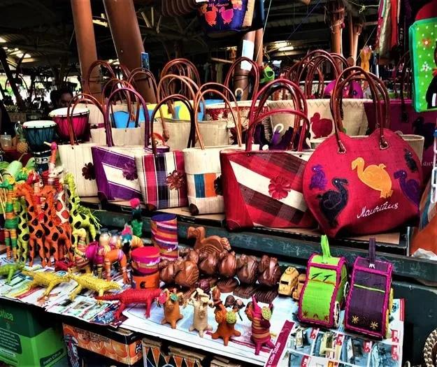 Flaq market, Mauritius