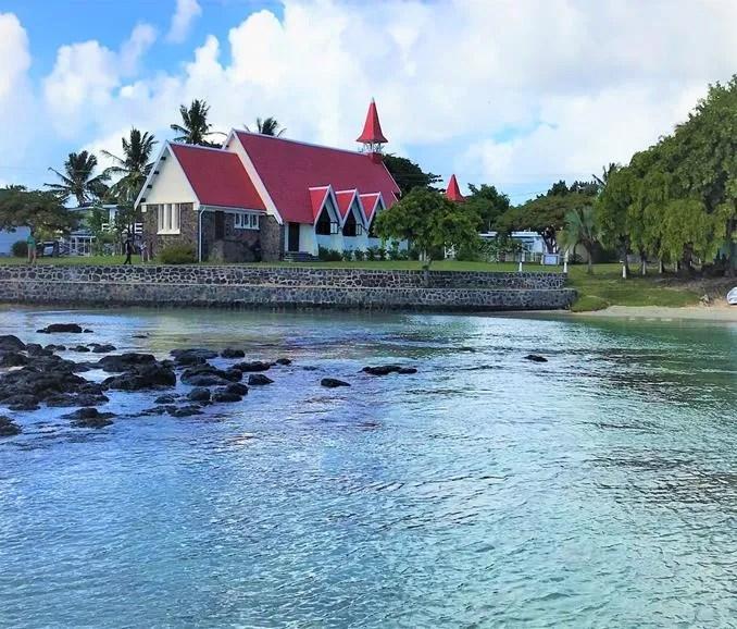 Notre-Dame Auxiliatrice de Cap Malheureux, Mauritius