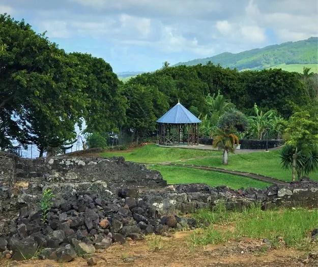 Fort Frederik Hendrik, Mauritius