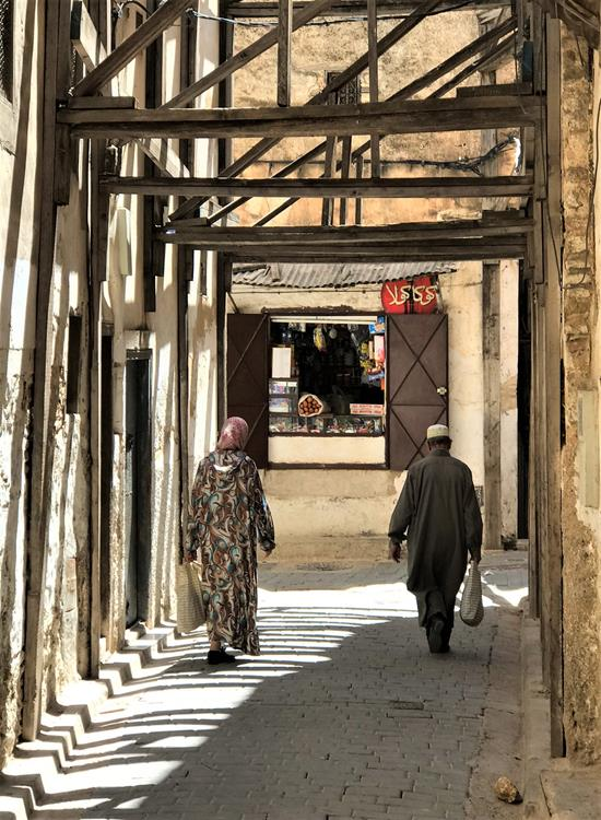 Fes old town, Morocco