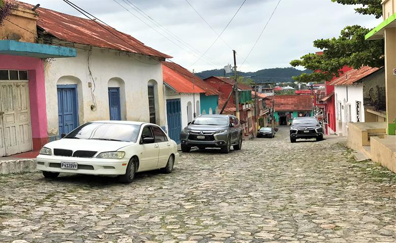 Historical town of Flores