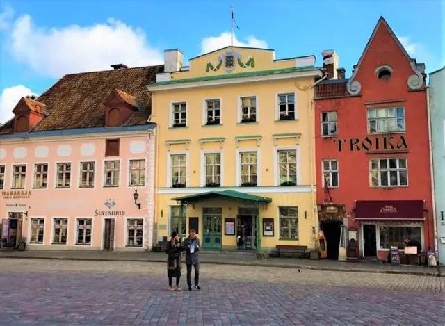 Raekoja Plats- Tallinn town square