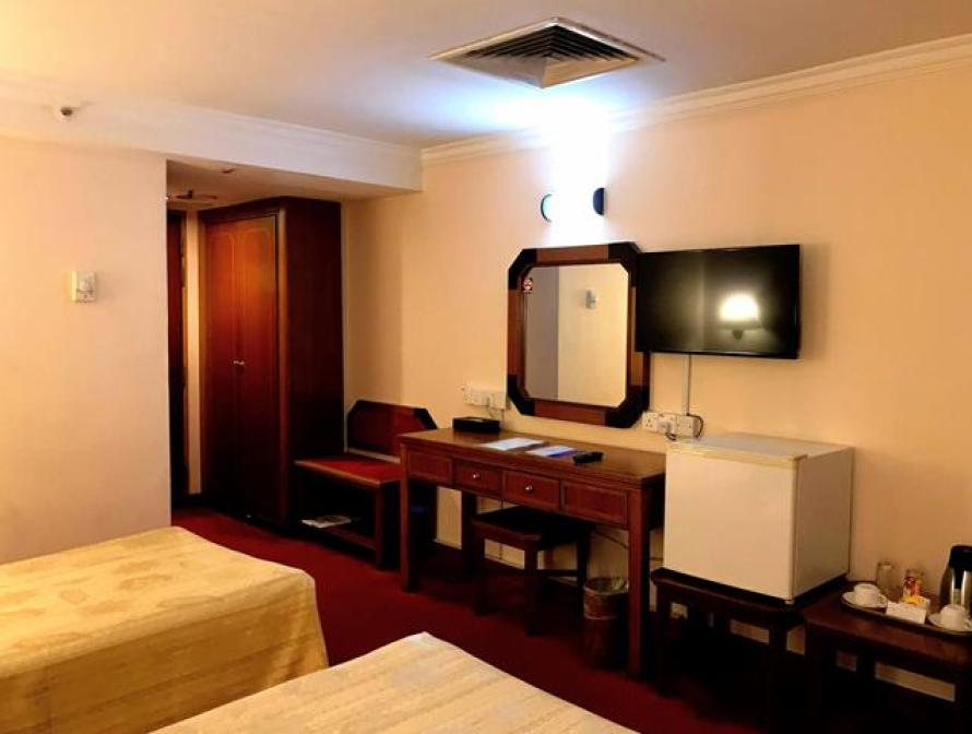 The room at Bintang Warisan Hotel Kuala Lumpur