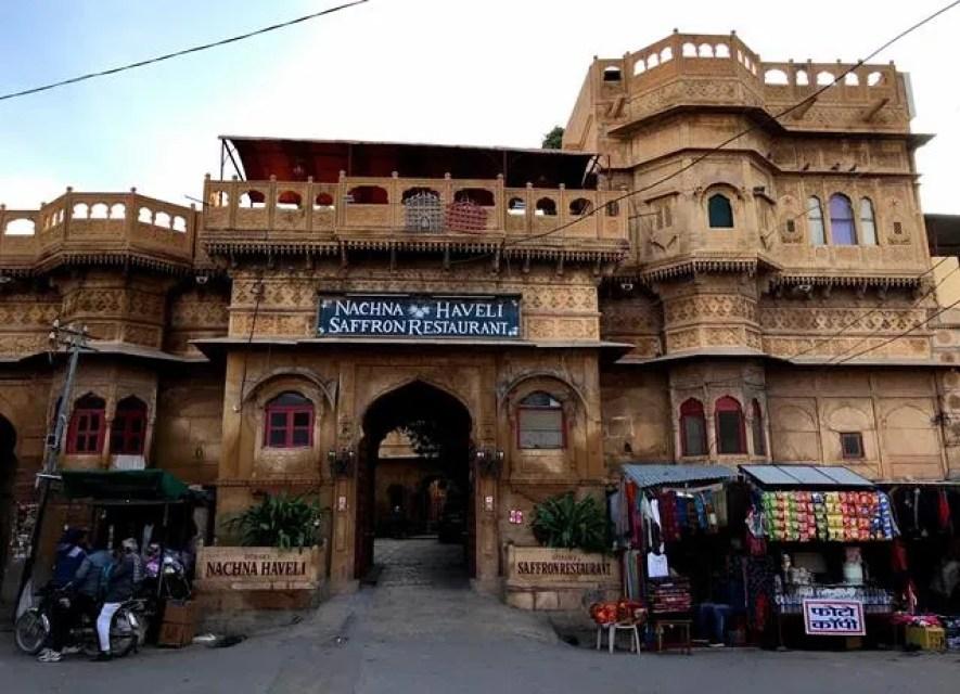 Rajasthani Havelis