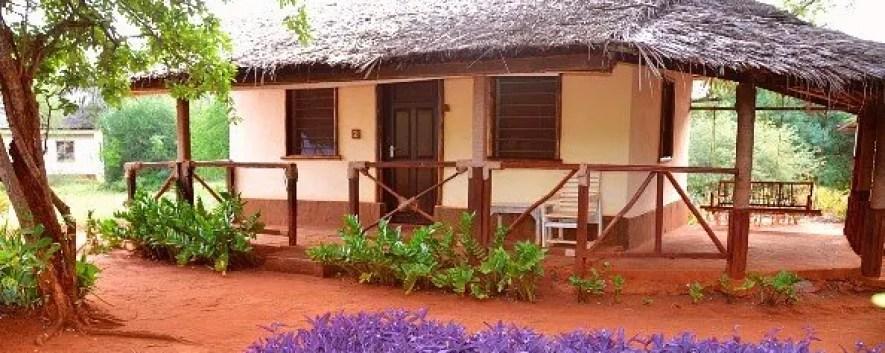 Severin Safari Camp in Tsavo, Kenya