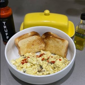 Tuffle Eggs