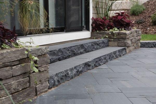 formal steps shaw brick