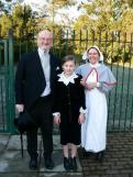 Mr Brownlow, Oliver and Sister Grimwig