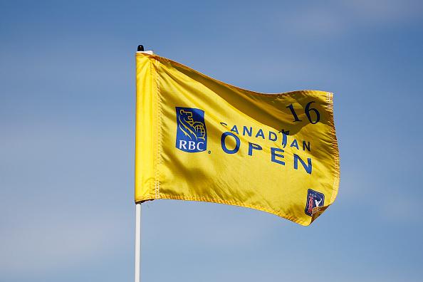 RBC Canadian Open Flag