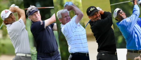 5 World Golf Hall of Famers Confirmed for 2021 Tournament