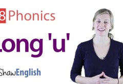Long 'u' Vowel Sound