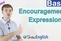 English Encouragement Expressions