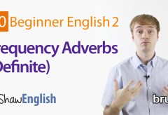 Definite Frequency Adverbs