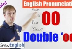 'OO' – Double O Pronunciation