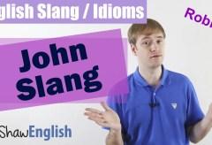 John Slang