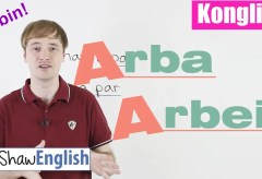 Konglish – Arba / Arbeit