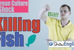 Culture Shock Korea: Killing Fish