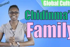Chidinma's Family in Nigeria