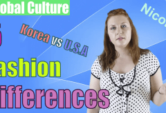 5 Fashion Differences: Korea vs USA
