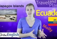 Travel and Places: Ecuador