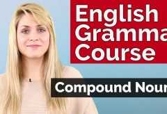 English Grammar Course | Compound Nouns #4