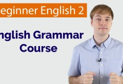 Basic English   Grammar Course For Beginners   38 Lessons