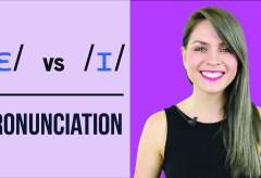 /ɛ/ vs /ɪ /   Learn English Pronunciation   Minimal Pairs Practice