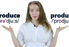 Produce vs Produce | Learn English Heteronyms