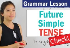 Practice Future Simple Tense | Basic English Grammar Course