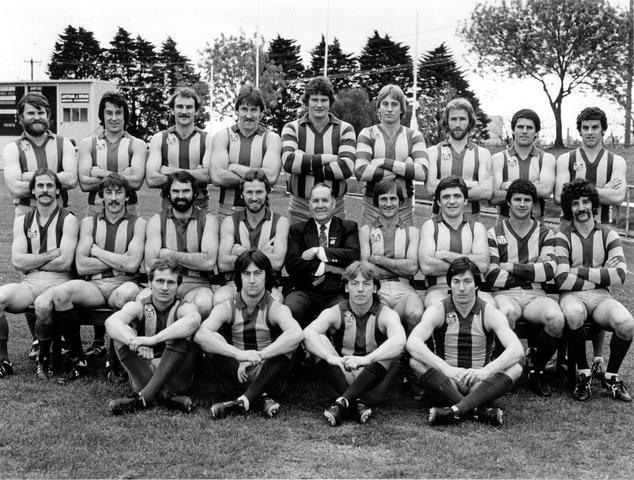 1965 north Melbourne football club - second eighteen