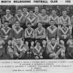 1932 North Melbourne Football Club