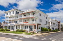Shawmont Hotel Ocean Grove Lodging Jersey