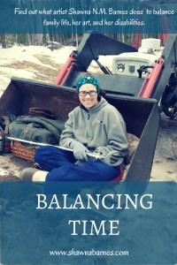 Balancing My Time