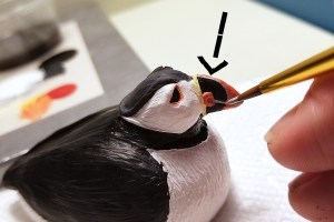 Basic Puffin - Craft Paint (35)