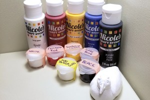 Basic Puffin - Craft Paint (6)