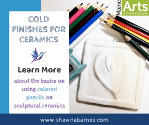 Ceramic Cold Finish - Colored Pencils