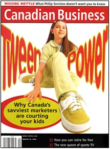 tween power
