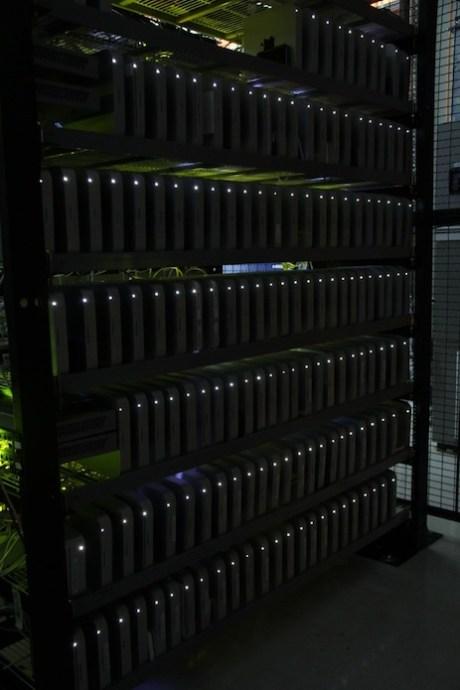 Mac mini Colocation Center