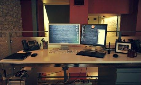 Phil's Desk