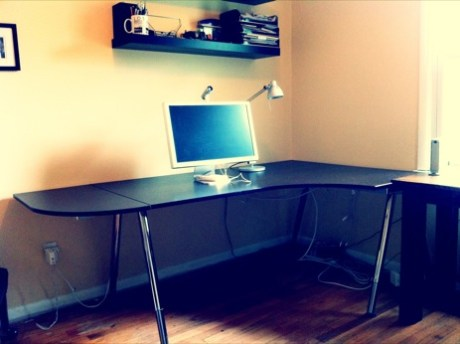 Before the Standing Desk
