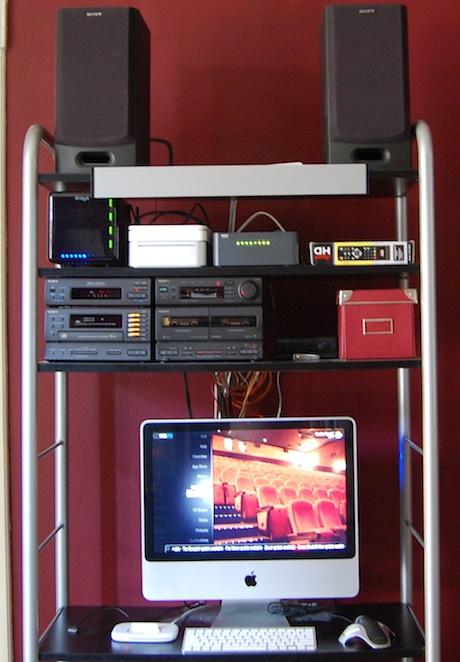 The Mac setup of Patrick Rhone