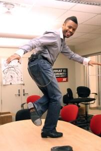 Tap Dance Choreographer Shawn Byfield