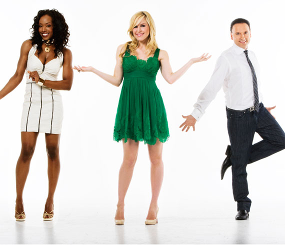 So You Think You Can Dance Canada Judges & Host