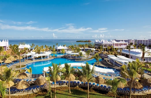 Montego Bay. But you wouldn't wanna be here...