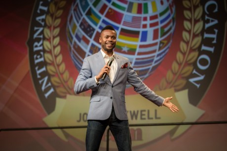 Shawn Byfield public speaker presenter