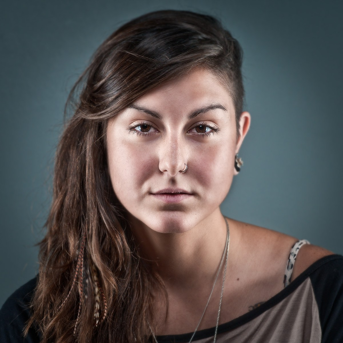 STARE Portrait Series. © Shawn Collie Photography