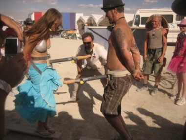 What's good (to eat) at Burning Man? You'd be surprised...