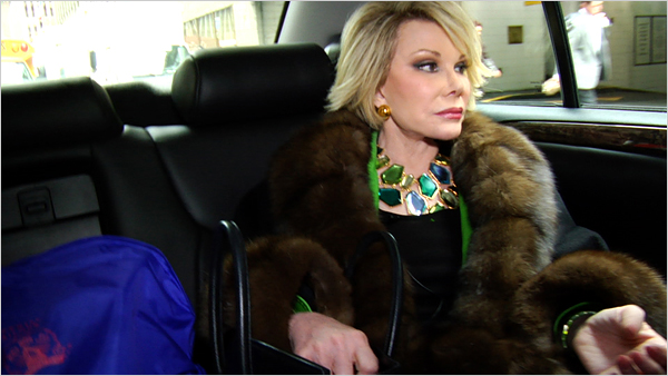 Joan Rivers in A Piece of Work movie image
